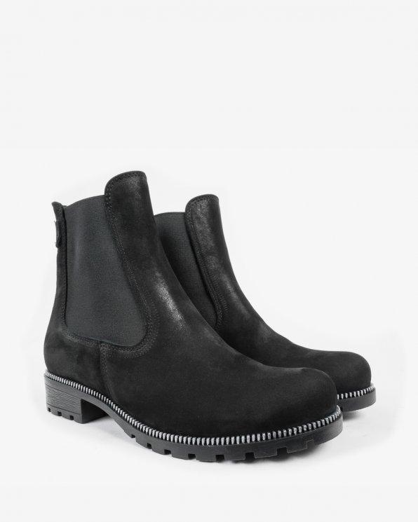 Czarny botek 2198/B22