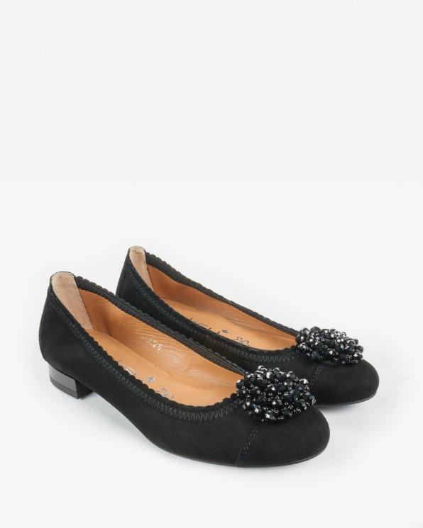 Czarne baleriny 2226/147