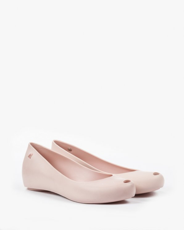 Różowe baleriny damskie MEL/31976/LIGHT.PINK