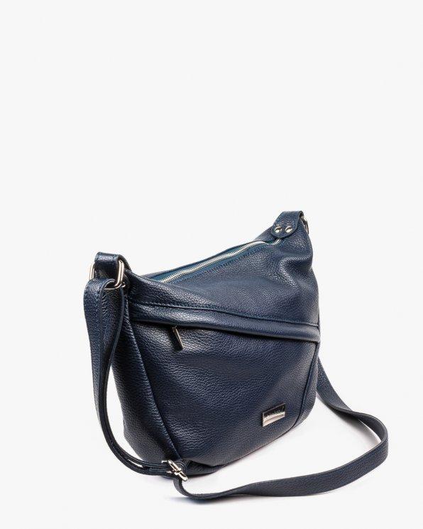 Skórzana torebka damska RBSA237/GRANAT