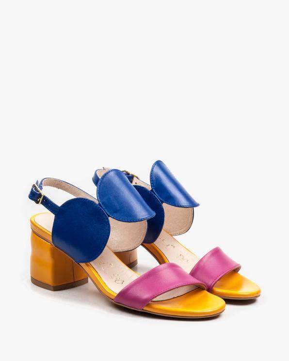 Sandały kolorowe damskie 2292/E32/E34/E33