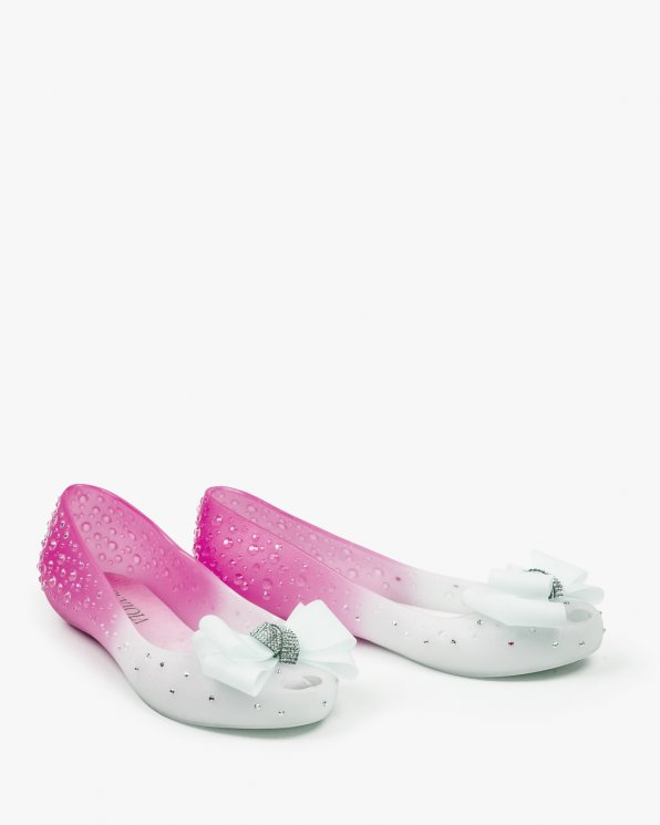 Różowe baleriny damskie SCA870/PINK