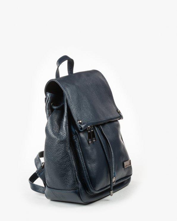 Skórzana torebka damska RBSA33/GRANAT