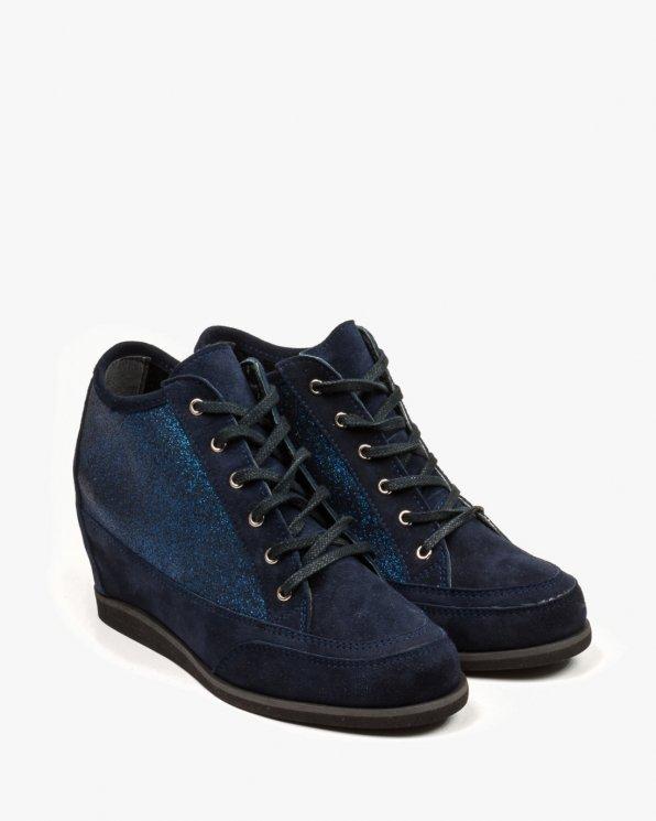 Granatowe sneakersy damskie 2053/859/A88