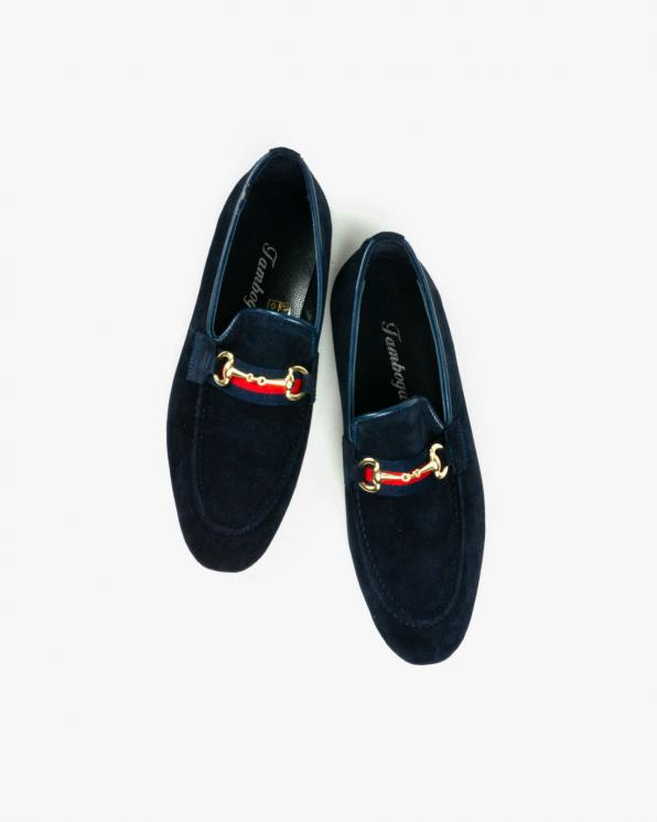 STY/AS067/NAVYSUEDE