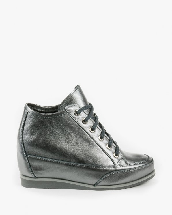 Srebrne sneakersy 2053/A68