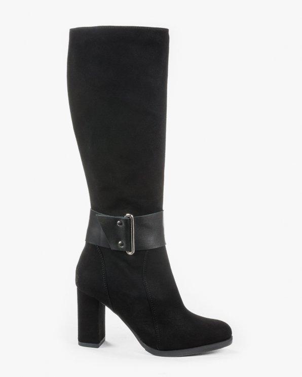 Kozaki czarne 2225/147/A89