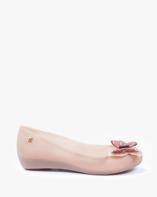 Różowe baleriny damskie MEL/31977/LIGHT.PINK