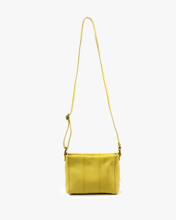 Żółta torebka damska RBS/A11/ŻÓŁTY