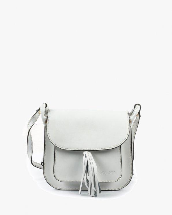 Biała torebka damska RBS/1090/BIAŁA