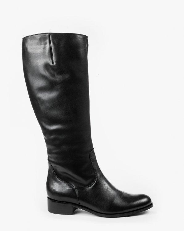 Kozaki czarne 1737/A89
