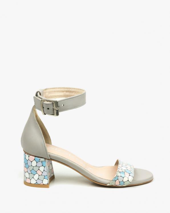 Sandały damskie skórzane 2148/E24/C84/001
